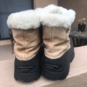 Sorel Snow Angel Lace Boots for Women